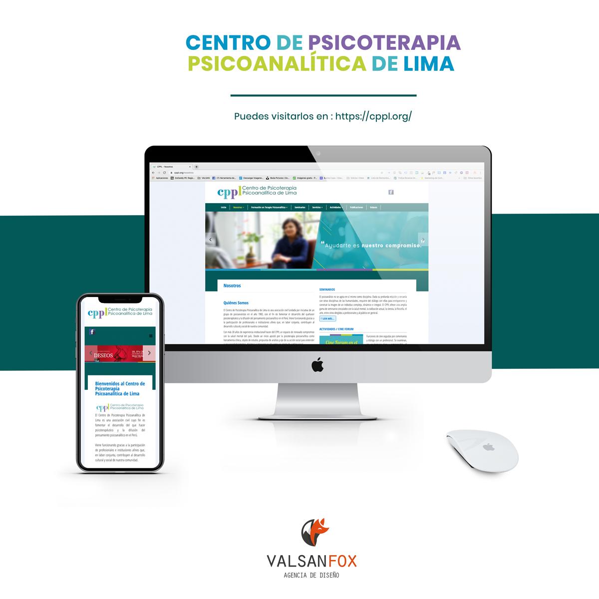 centro de psicoterapia psicoanalítica de lima