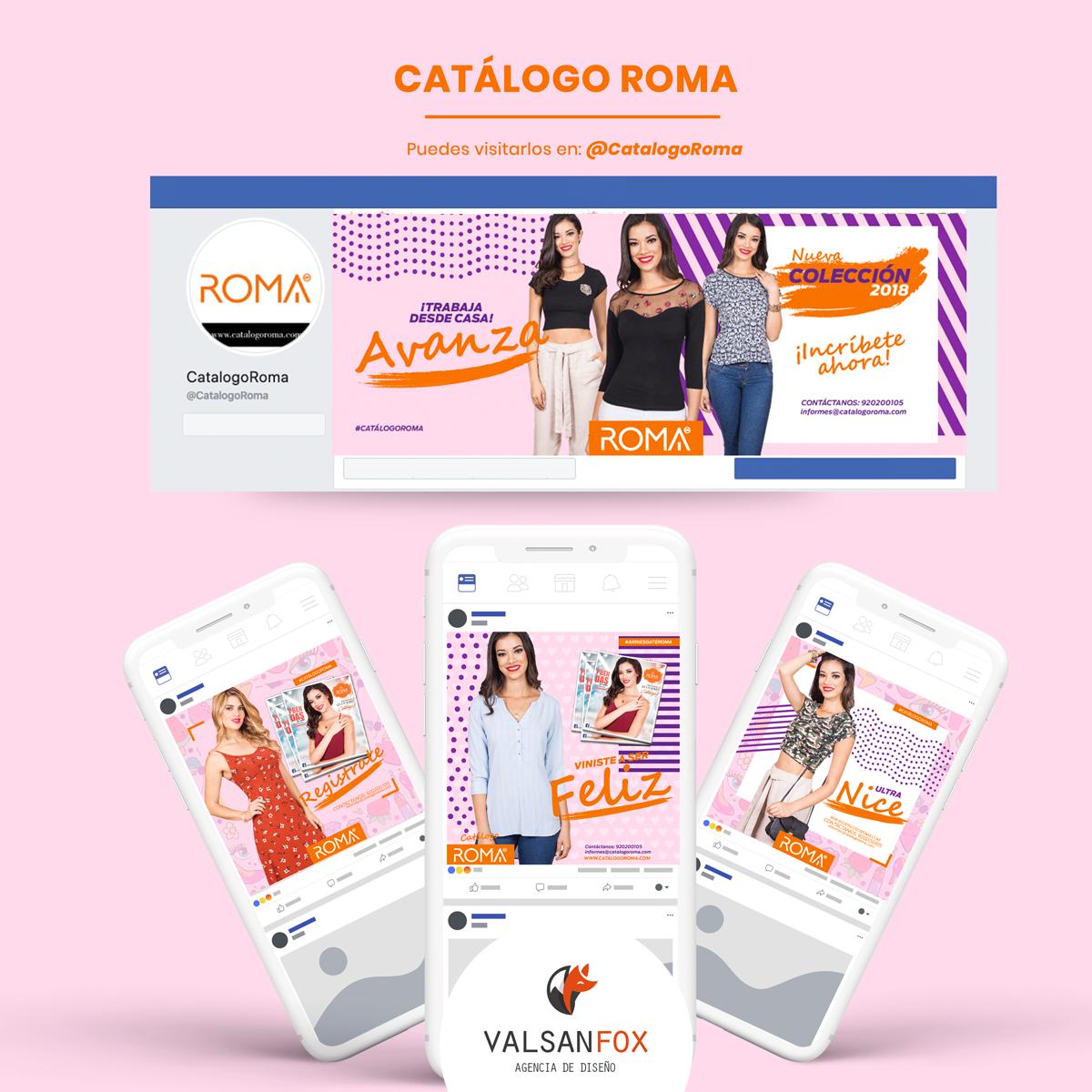 roma catalogo-valsanfox-redes sociales