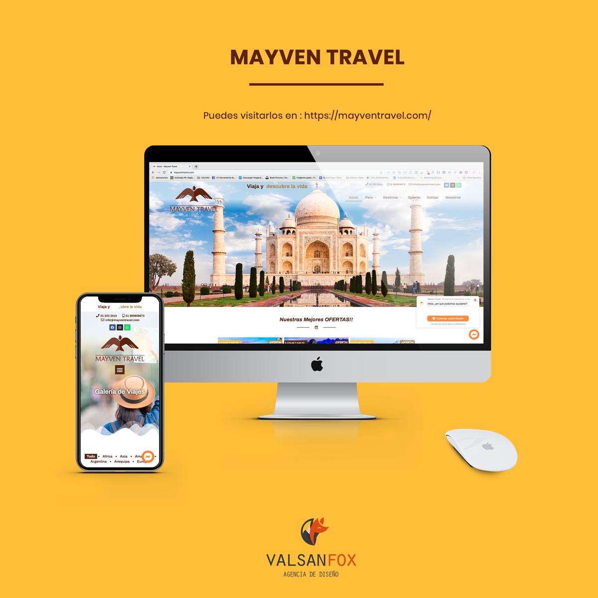 mayven travel